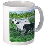CafePress - Belgian Sheepdog Herding Mug - Unique Coffee Mug, Coffee Cup