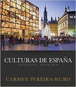 Culturas de Espana (World Languages): Amazon.es: Pereira-Muro, Carmen (Texas Tech University): Libros en idiomas extranjeros