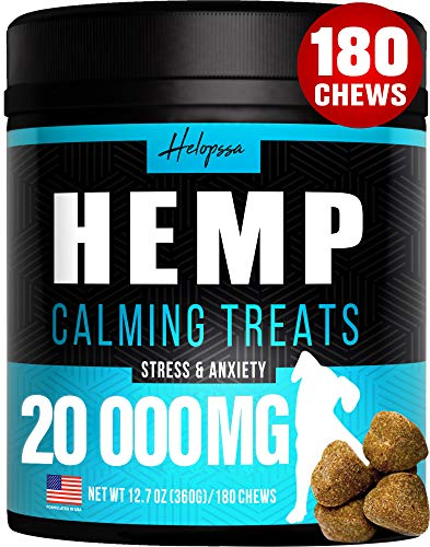 Hemp Calming Treats for