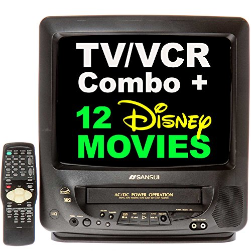 Com311ad 13 tvvcr combo acdc 12 disney vhs movies sansui com311ad 13 tvvcr combo acdc 12 disney vhs movies publicscrutiny Gallery