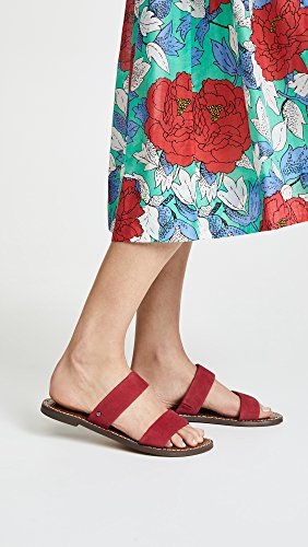 Red Slide Sandal Women's Sam Edelman Gala 4q1XR1vH