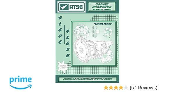 ATSG 4L60E /4L65E Update Handbook GM THM Transmission Update Repair Manual  (4L60E Transmission Rebuild Kit - 4L60E Shift Kit 4L60E Valve Body - Best