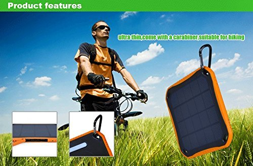 Extreme Solar i-mobile PANO DC 5210 SmartPhone 2.1A Rapid Charger! (5600mah)
