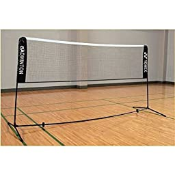 Yonex Half Court Portable Badminton Net USA Version AC334EX