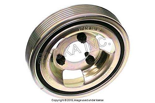 BMW Mini Crankshaft Pulley (Vibration Damper) Coop.S JCW Cooper S Coop.S JCW Cooper S Coop.SX JCW Cooper S Cooper SX - Pulley Vibration Damper Crankshaft