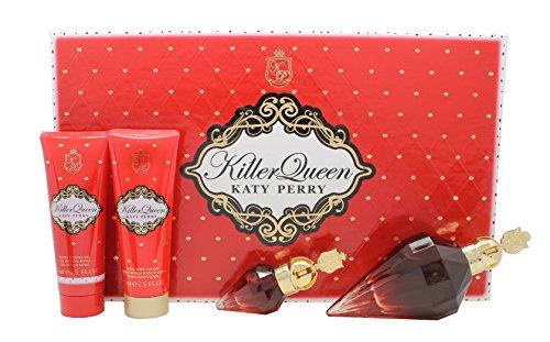 Katy Perry Killer Queen 4 Piece Gift Set for Women