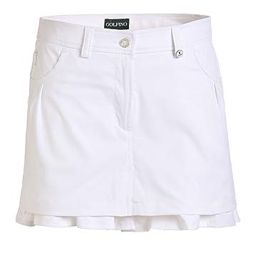 GOLFINO Minifalda pantalón Techno Stretch con Sun Protection ...