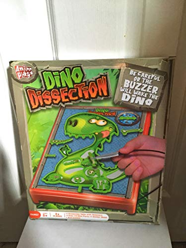 Anker Play Games Dino Dissection, Multicolor