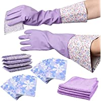 25-Pc. Smart Home Purple Mega Cleaning Set