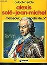MORCEAUX CHOISIS DE ... Ve. par Solé-Jean-Michel