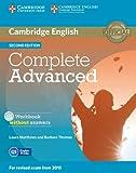 Complete CAE. Workbook without answers. Con espansione online. Con CD Audio. Per le Scuole superiori