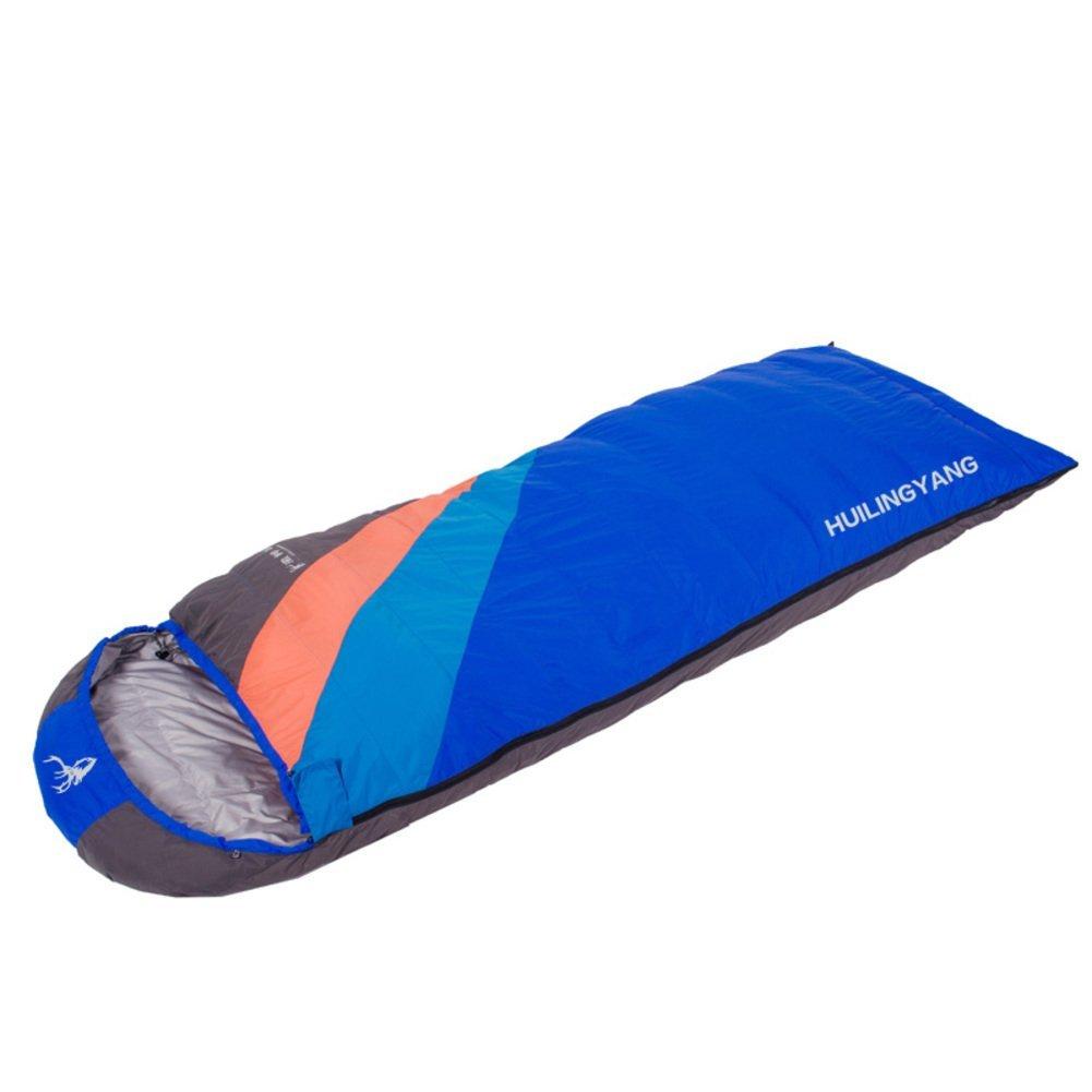 Außen weiteten dicken Daunenschlafsack/Ente Daunenschlafsack warm zu halten/Dongkuan Schlafsäcke können gespleißt werden
