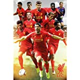Liverpool F.C. Poster Players 32