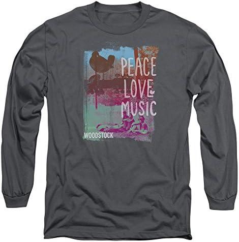 Woodstock PLM - Camiseta de Manga Larga Unisex para ...