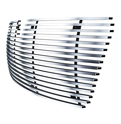 Off Roader eGrille Stainless Steel Billet Grille Grill Fits 03-06 Lincoln Navigator ()