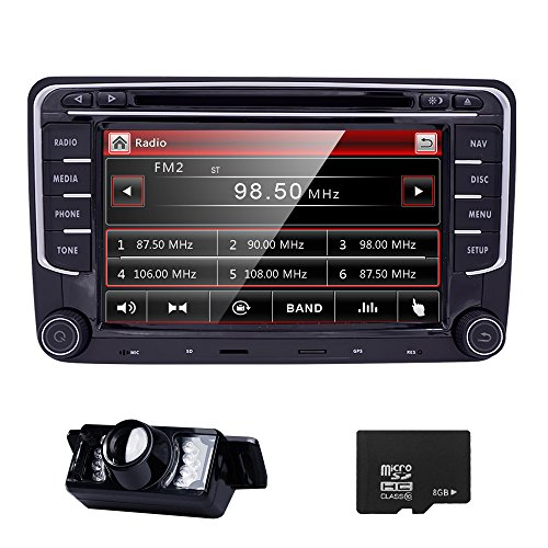 Vw Car Stereos - 3