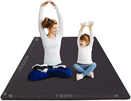 Amazon.com: YUREN XL - Esterilla de yoga de 0.394 in de ...