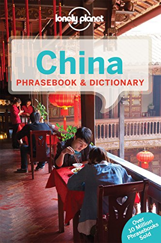 Lonely Planet China Phrasebook & Dictionary...