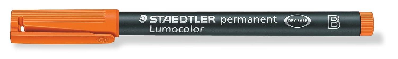 10 St/ück Staedtler 314-6 Lumocolor Universalstift B-Spitze violett 1.0 oder 2.5 mm