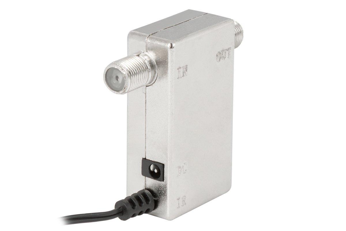 Dintel - Power Link extensor de mandos por coaxial | Modulación y desmodulación FSK | Adecuado para transmisión RF | Compatible con repartidores y ...