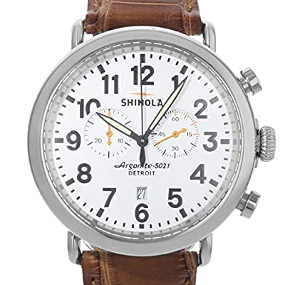 Shinola The Runwell Quartz Male Watch 10000045 (Certified Pre-Owned) from Shinola