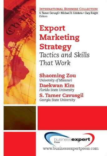 Export Marketing Strategy: Tactics and Skills That Work (English Edition)