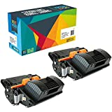 Do it Wiser Compatible toner cartridge replacement for HP 90X CE390X for HP Laserjet Enterprise 600 M602n M603n M4555 Series (Black, 2 pack)