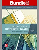 img - for GEN COMBO LOOSELEAF ESSENTIALS OF CORPORATE FINANCE; CONNECT Access Card book / textbook / text book