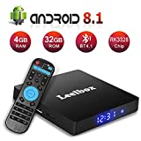 Leelbox Q4 S Android 8.1 TV Box 4GB RAM 32GB ROM RK3328 BT
