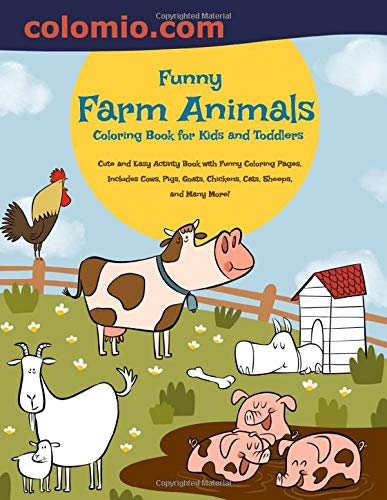 Cow & chickens | Caricaturas de animales, Dibujos, Animales para ... | 500x387