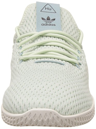 adidas Originals PW Tennis HU Mens Trainers Sneakers (UK 3.5 US 4 EU 36, Linen Green CP9765) by adidas (Image #4)