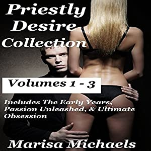 Priestly Desire Collection Audiobook