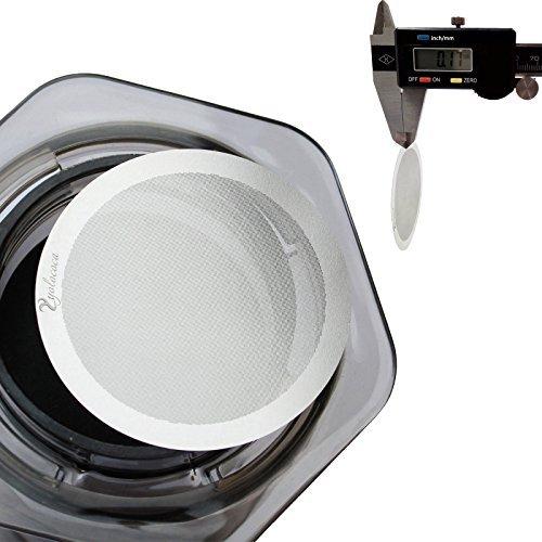 replacement aeropress filter cap - 6