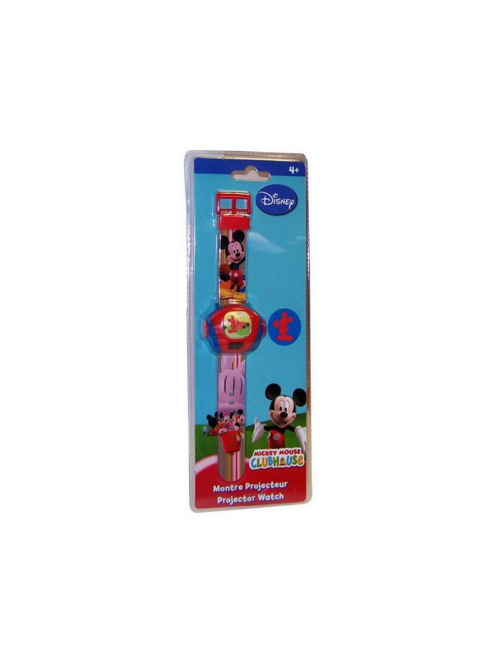 Disney Mickey Mouse Clubhouse Proyector Reloj: Amazon.es: Juguetes ...
