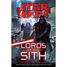 Lords of the Sith: Star Wars Audiobook by Paul S. Kemp Narrated by Jonathan Davis