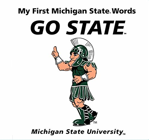 My First Michigan State Words Go State