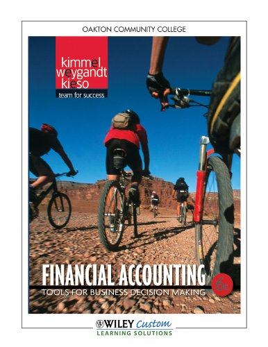 Financial Accounting, Oakton Community College: Tools for Business Decision Making