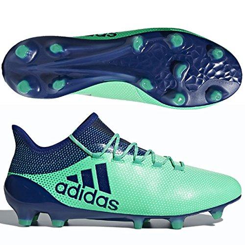 adidas X 17.1 Fg - aergrn/uniink/hiregr, Größe:13