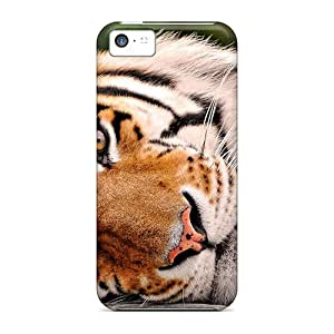 Premium Tiger For Iphone 5c Case - Protective Skin - High Quality