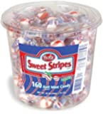 Bobs Sweet Stripes Peppermint Candy, 28 Ounce Jar