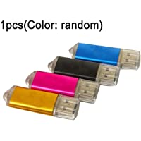 Creative Mini Portable USB Flash Drive Disk 1MB 128MB 256MB 2G 4G 8G 16G 32G Memory Stick Storage Device U Disk - Random
