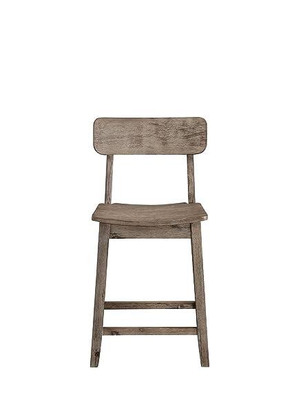 counter height stools. Boraam 76724 Torino Counter Height Stool, 24-Inch, Wire Brush Stools