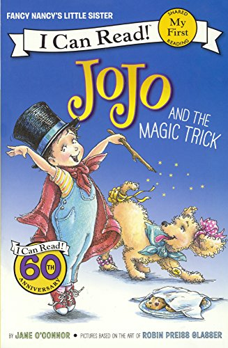 - JoJo And The Magic Trick (Turtleback School & Library Binding Edition) (I Can Read! My First Shared Reading (Prebound))
