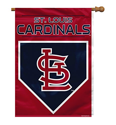 [MLB St. Louis Cardinals 2 Sided House Banner, 28