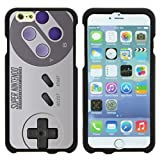 Cheap TurtleArmor | Compatible for Apple iPhone 6 Case | Apple iPhone 6s Case [Flexible Armor] Flexible TPU Case Slim Fitted Soft Armor Cover – Classic Game Controller