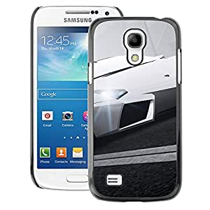 Snap-on Series Teléfono Carcasa Funda Case Caso para Samsung Galaxy S4 Mini i9190 , ( Lambo Murcielago Car )