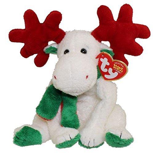 Ty Beanie Babies Moosletoe - Moose