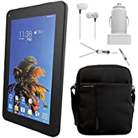 SLIDE 7 Android Tablet with Accessory Bundle - White
