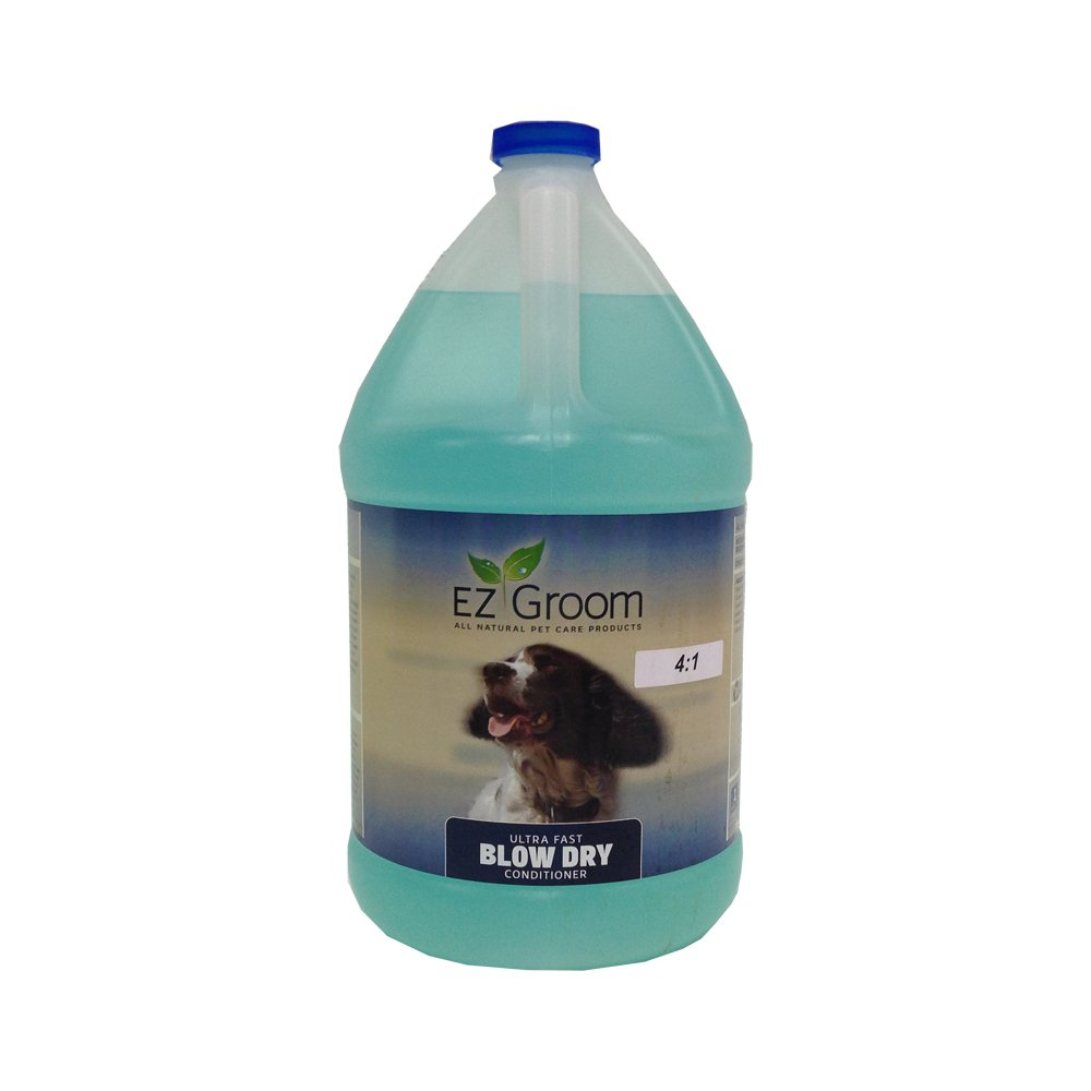 EZ Groom Ultra Fast Blow Dry Conditioner Gallon