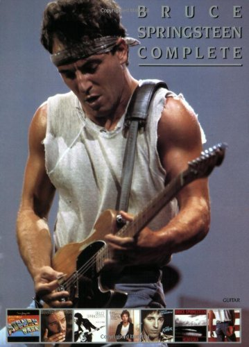 Bruce Springsteen Complete (Songbook Bruce Springsteen)